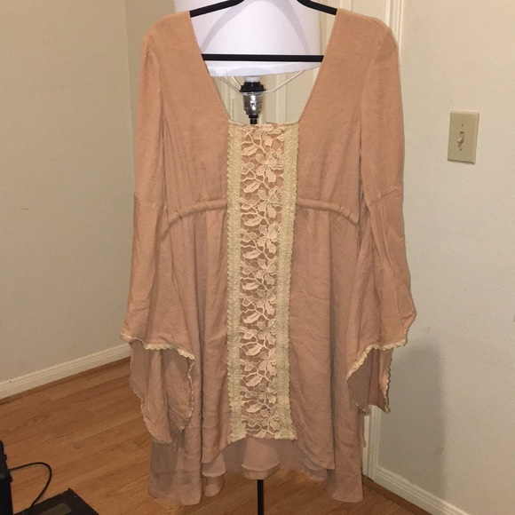 Free People Dresses & Skirts - Women's Boho Chic Dress for all seasons!! Like New